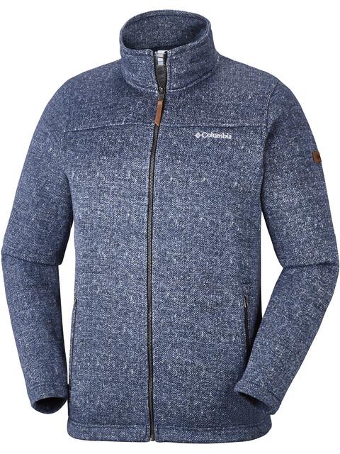 Columbia Boubioz Fleece Jacket Men Collegiate Navy